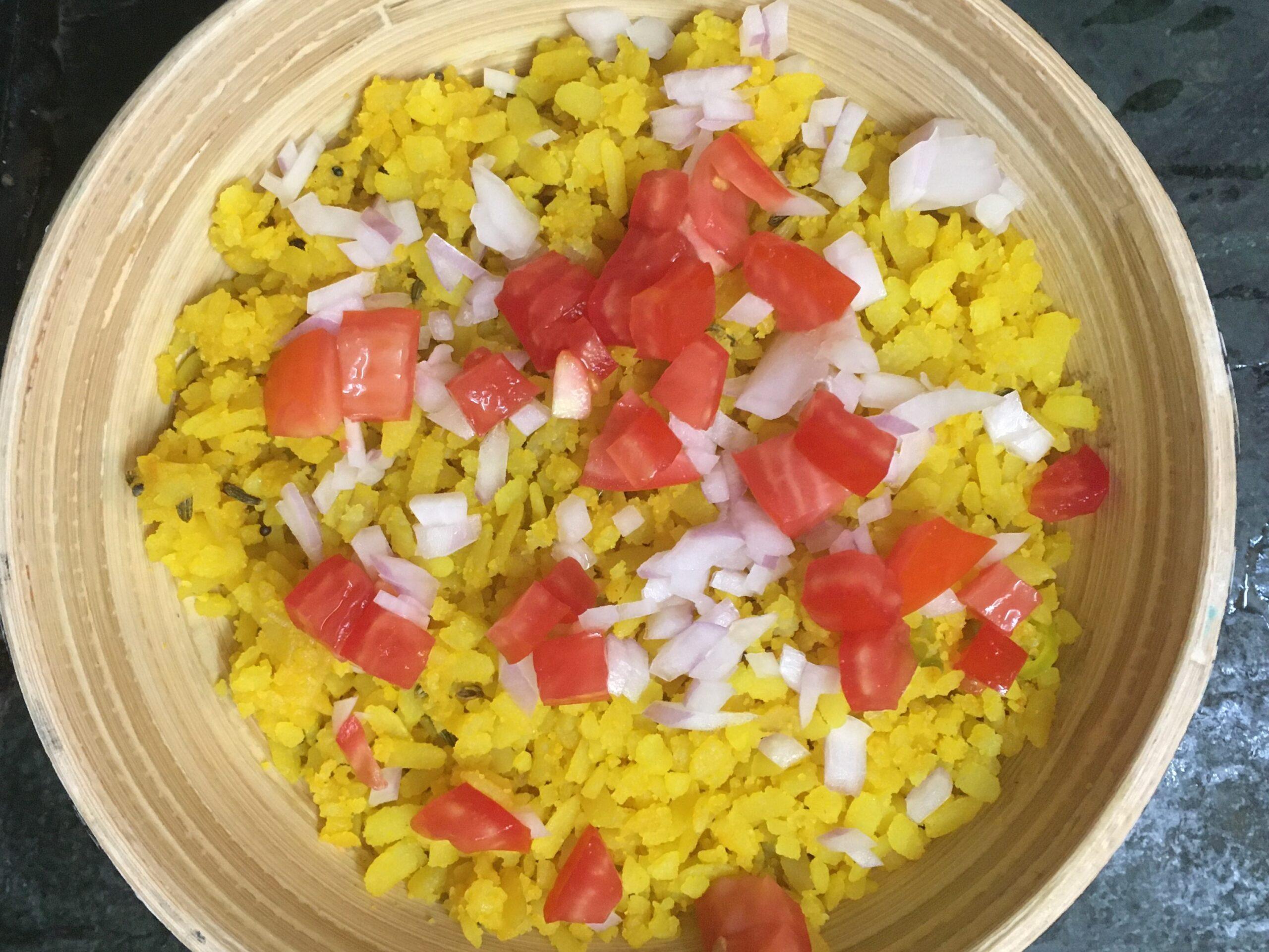 Poha (Indore Style)