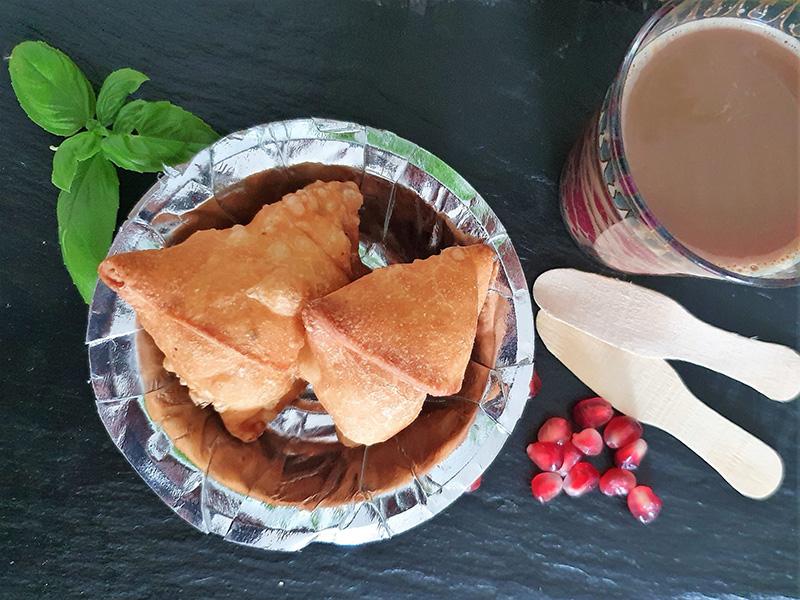 Delicious Indian Samosa Recipe