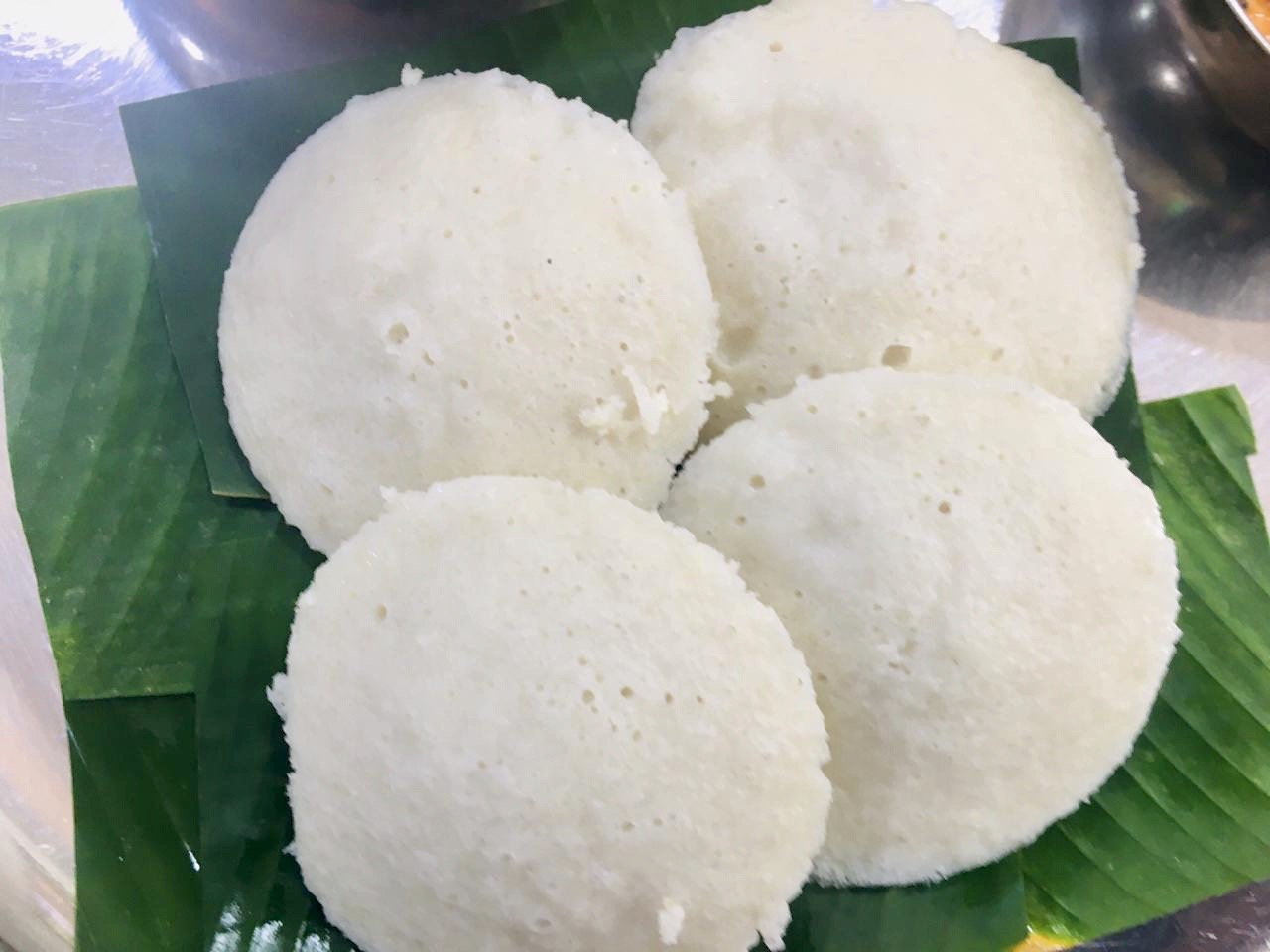 Rice Idli Recipe