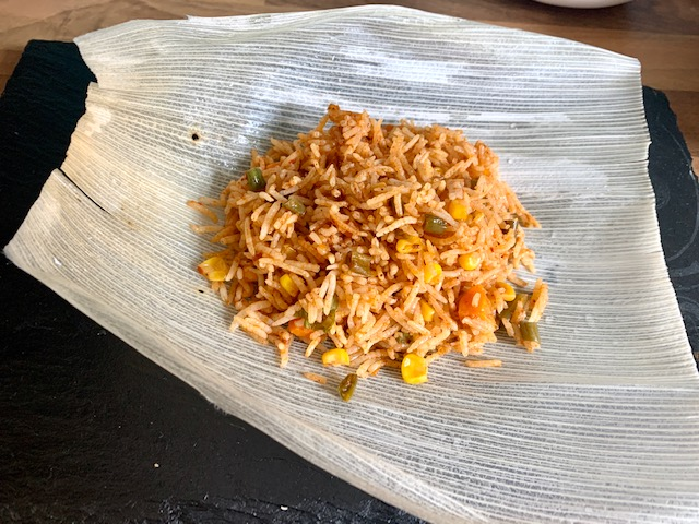 Thai Corn Rice Parcels