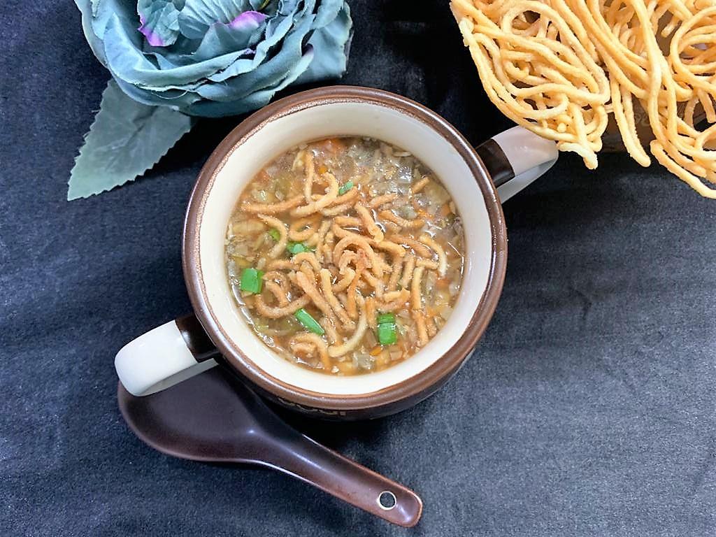 Vegetable Manchow Soup