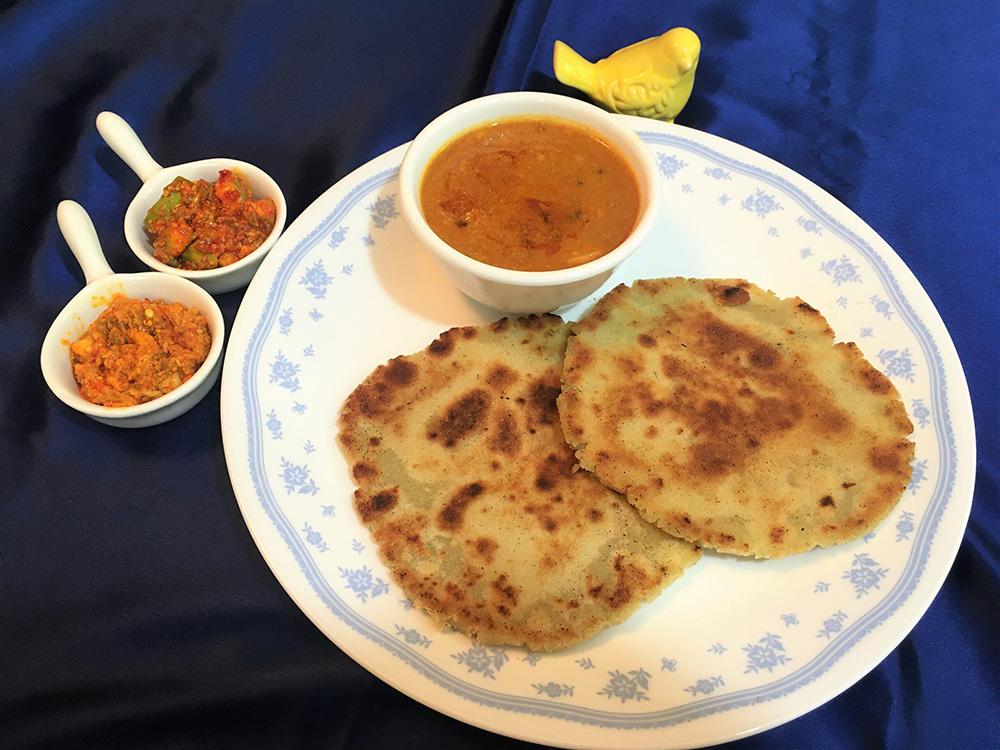 Chawal ka Tikda