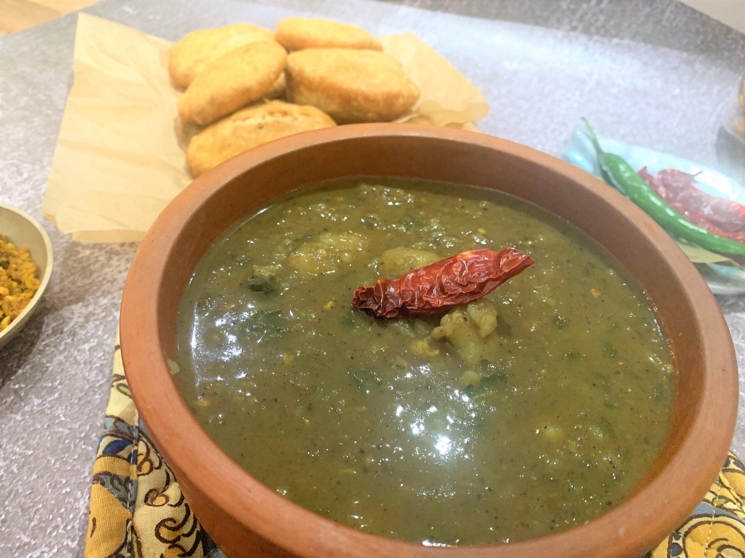 Dubki Wale Aloo /Potato curry