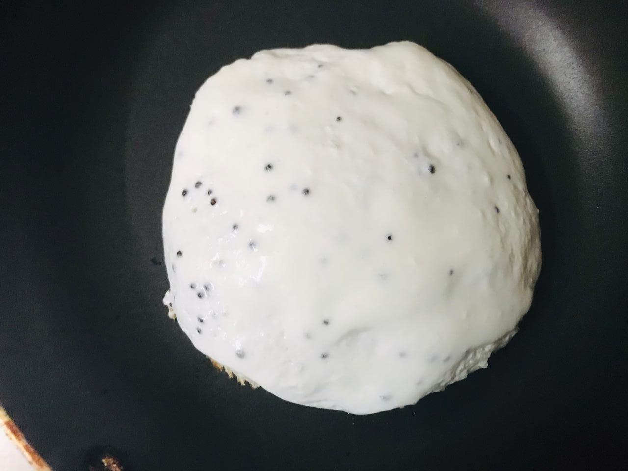 Instant Masala Bread Idli