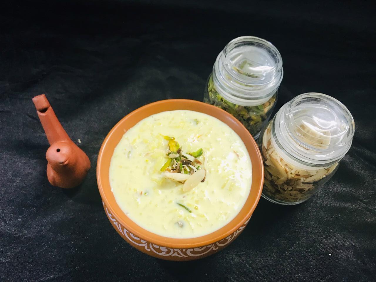 Chawal ki Kheer (Rice Kheer)