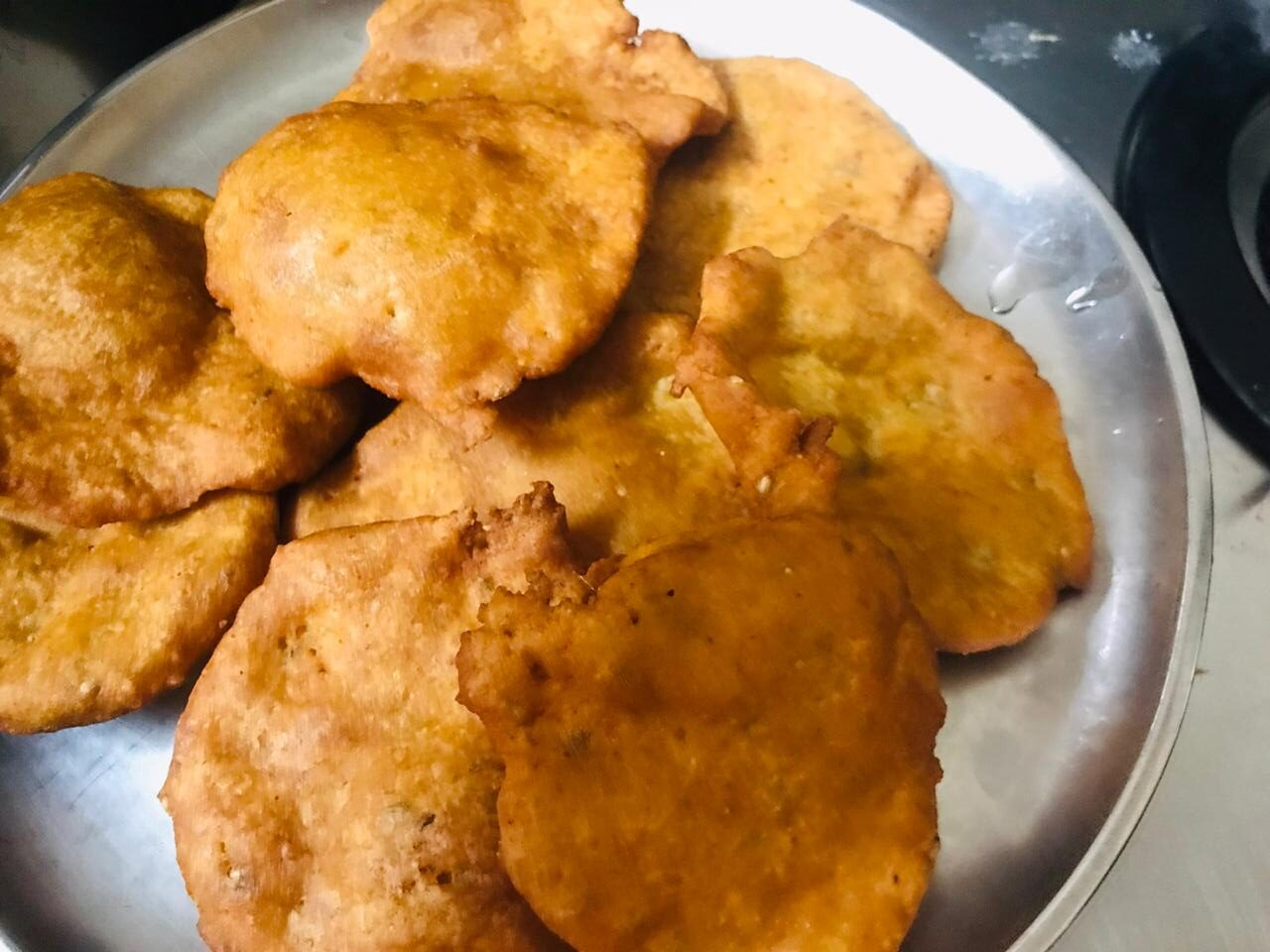 Rajasthani Moong Dal Dahi Vada