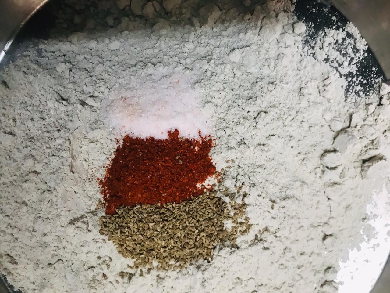 Sindhi Doda Roti