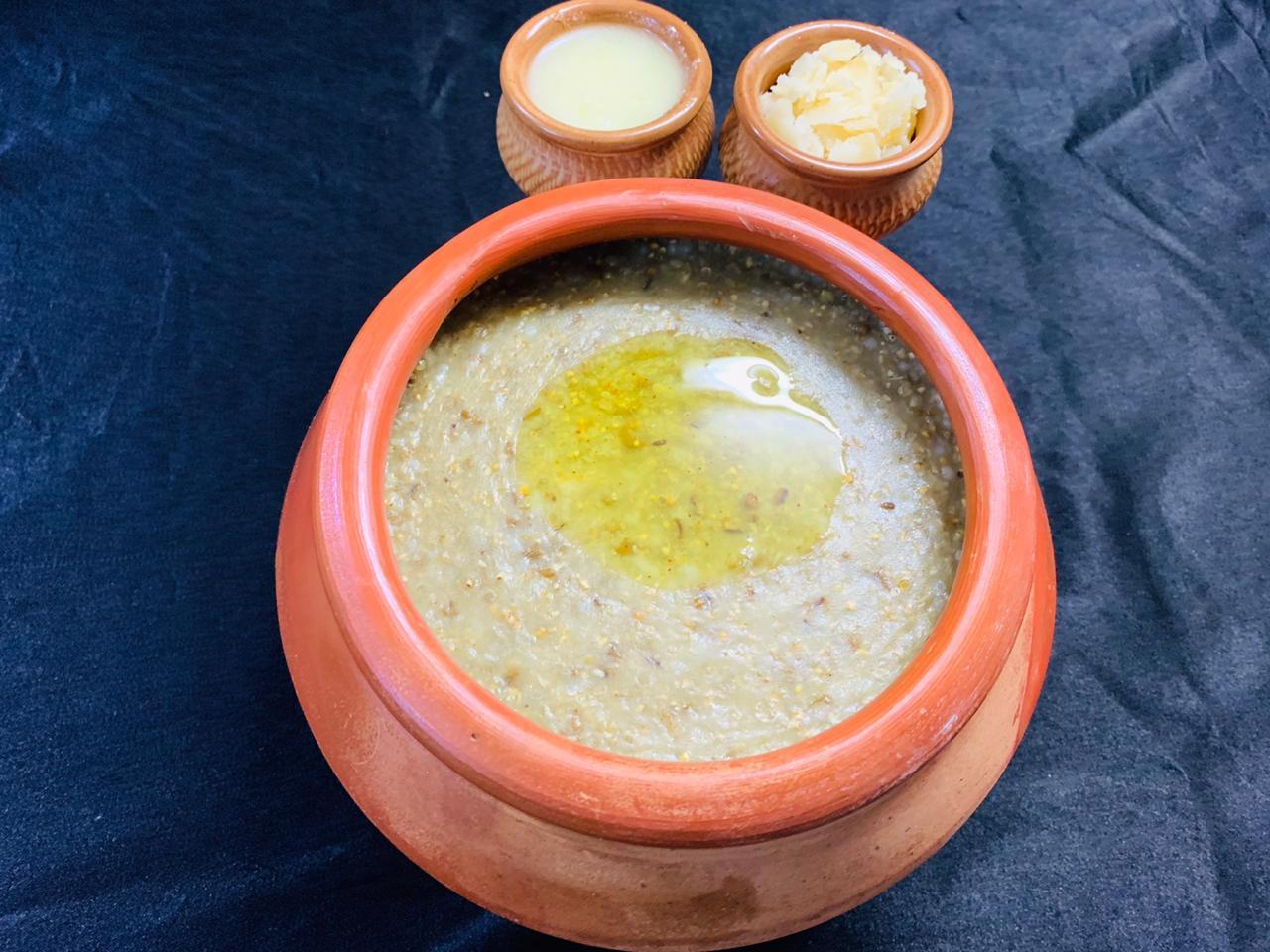 Rajasthani Bajre ki Khichdi